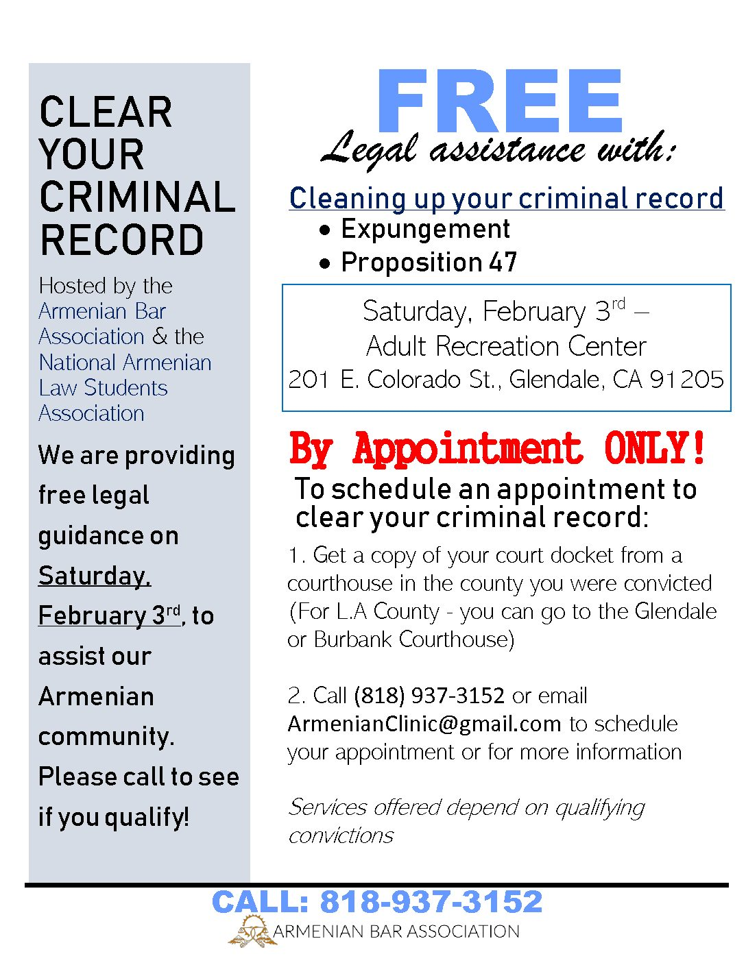 New Beginnings: A Guide to Clearing Criminal Records